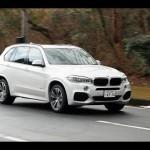 BMW X5 xDrive35d試乗クリーンディーゼルに駆け抜ける喜びはある?BMW X5試乗動画まとめ