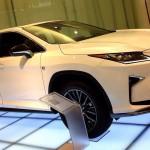 レクサスRXがついにモデルチェンジ!LEXUSのSUVの気になるデザインと走りは?